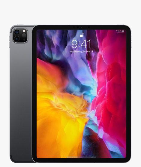 iPad Pro 12.9 512gb (2020) Wi-Fi Space Gray