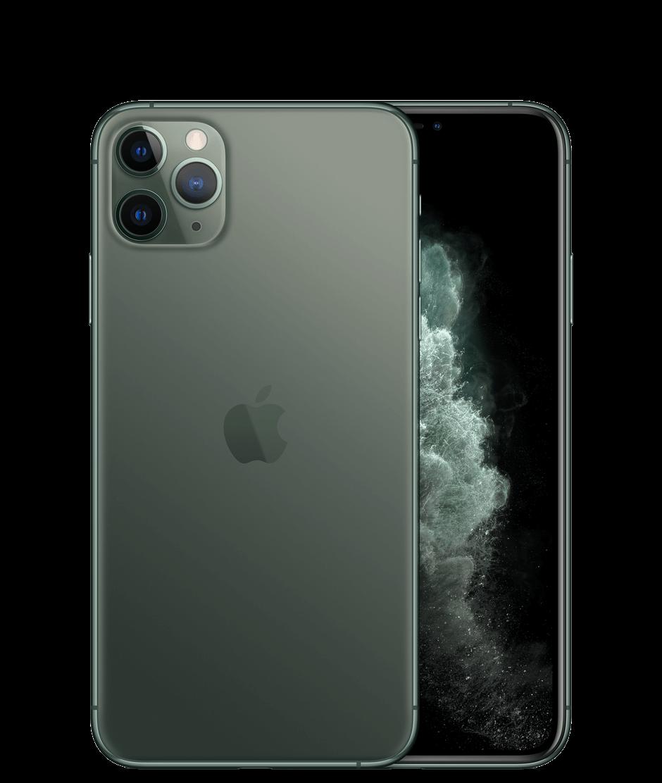 iPhone 11 PRO MAX Apple 256GB Midnight Green