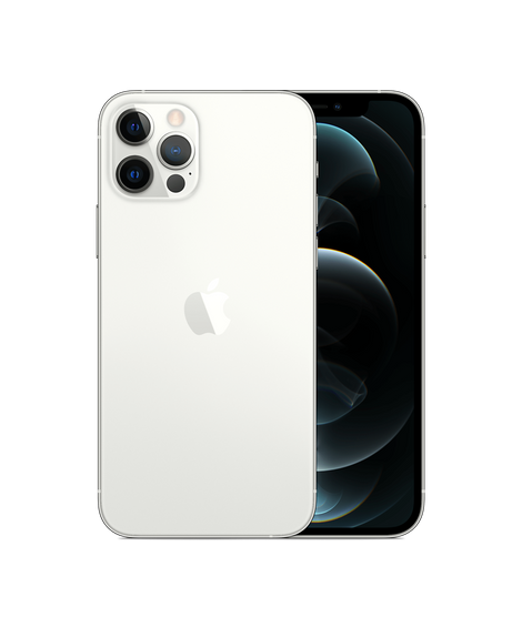 IPhone 12 Pro Max Apple 128GB Silver