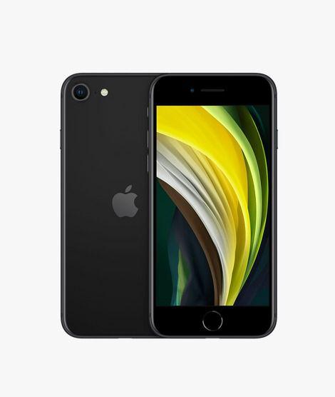Iphone Se 2 64GB Apple Preto