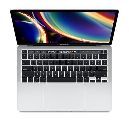 "MacBook Pro 13"" retina core i5 8gb ram 1TB Silver"