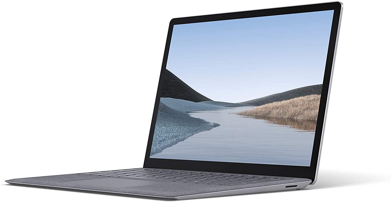 Microsoft Surface Laptop 3 13.5 Intel Core i7 16GB RAM 256GB SSD Platium