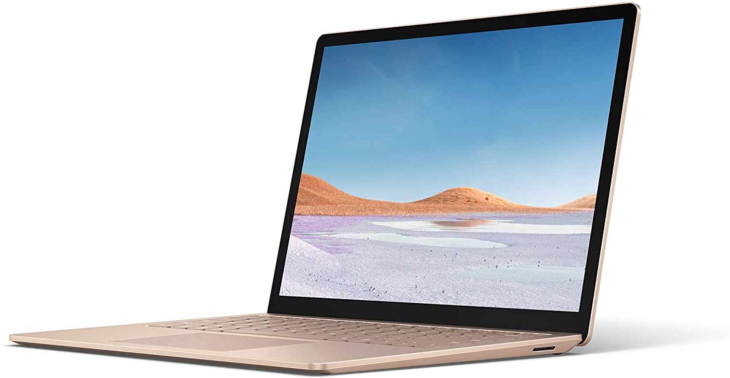 Microsoft Surface Laptop 3 13.5 Intel Core i7 16GB RAM 256GB SSD Sandstone