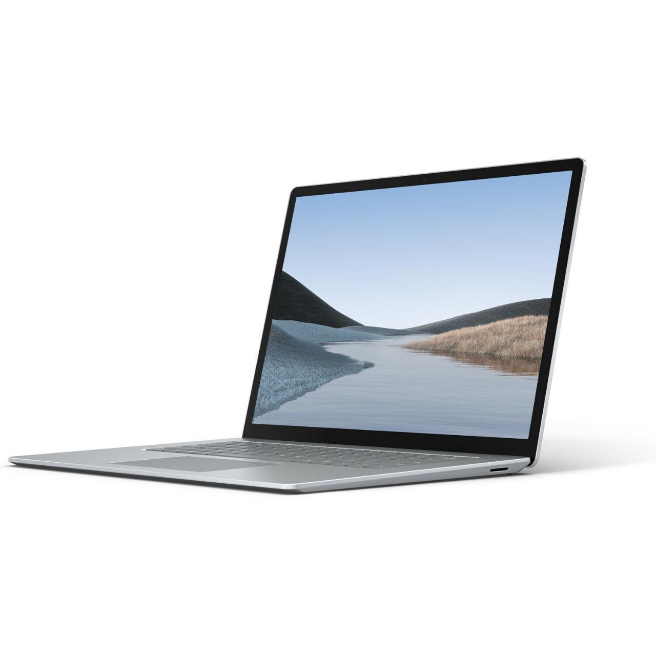 Microsoft Surface Laptop 3 15 AMD Ryzen 7 16GB RAM 512GB SSD Platium