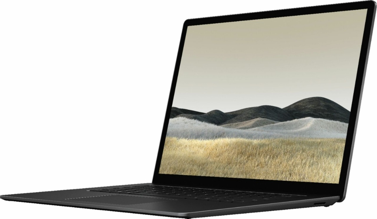 Microsoft Surface Laptop 3 15 AMD Ryzen 7 16GB RAM 512GB SSD Preto