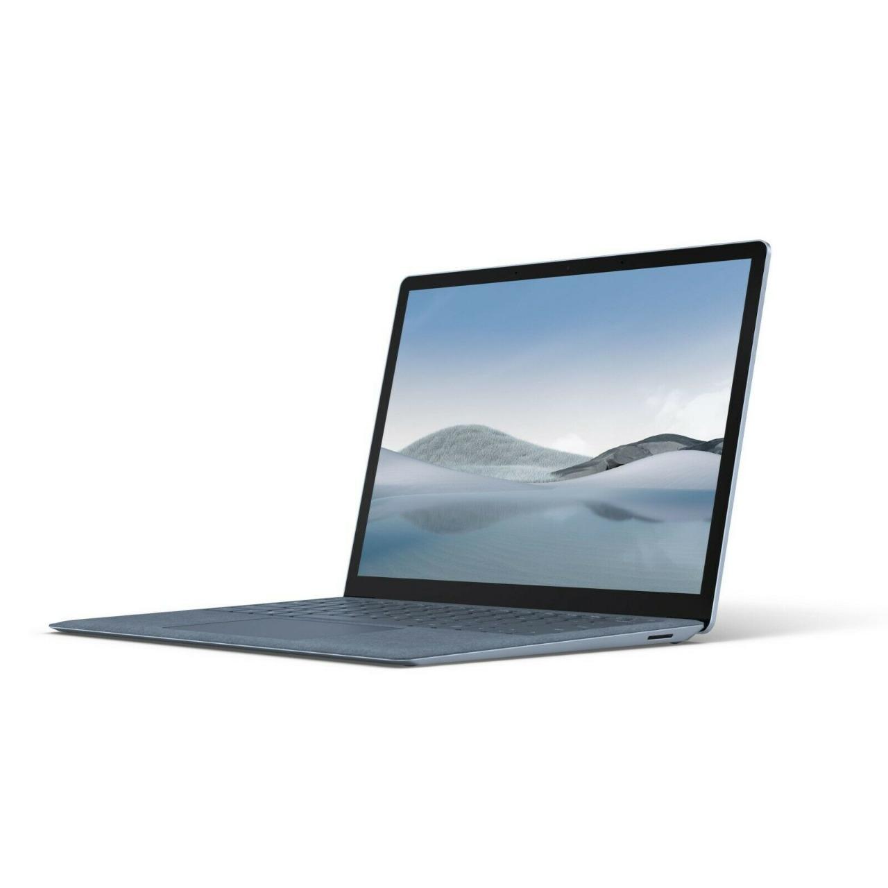 Microsoft Surface laptop 4 13.5 core i5 16gb 512gb Ice Blue