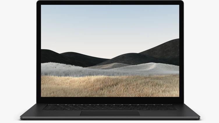 Microsoft Surface laptop 4 core i5 8gb 512gb Matte Black