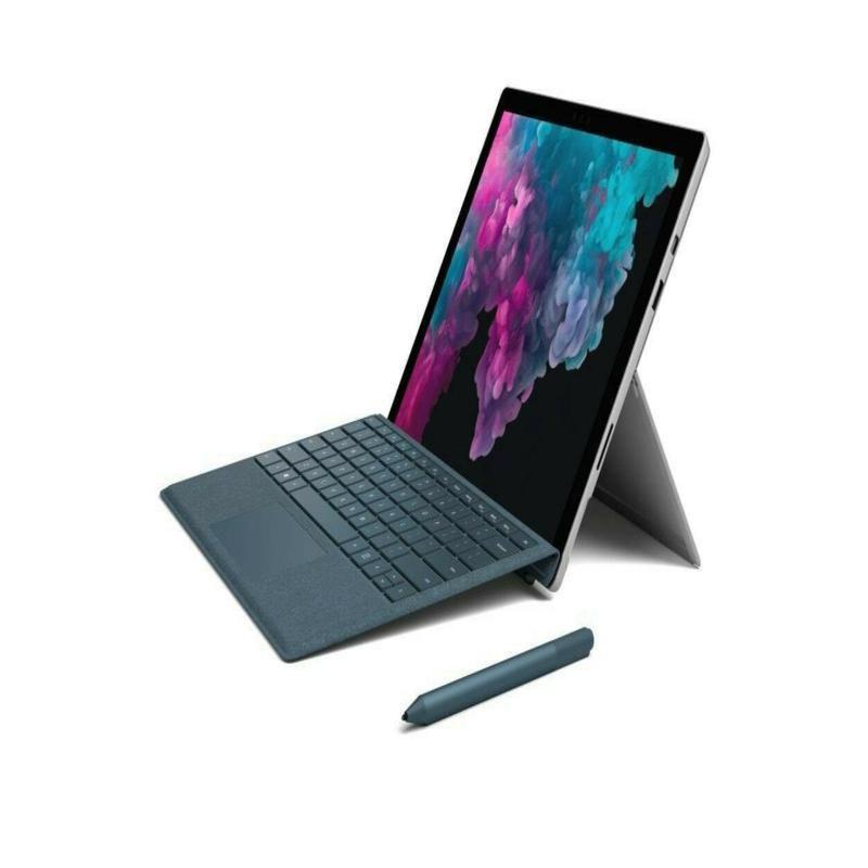 Microsoft Surface Pro 6 - 1TB - Core i7 - 16GB RAM Prata