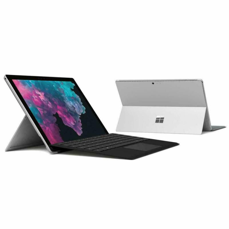 Microsoft Surface Pro 6 core i5 128gb 8gb ram Prata