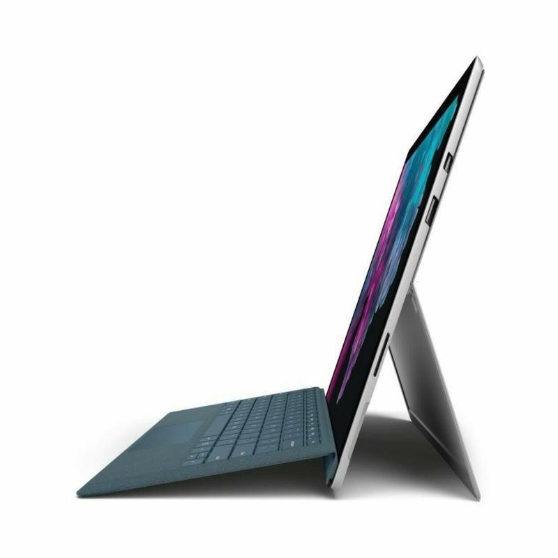 Microsoft Surface Pro 6 Core i7 8GB RAM 256GB SSD Prata