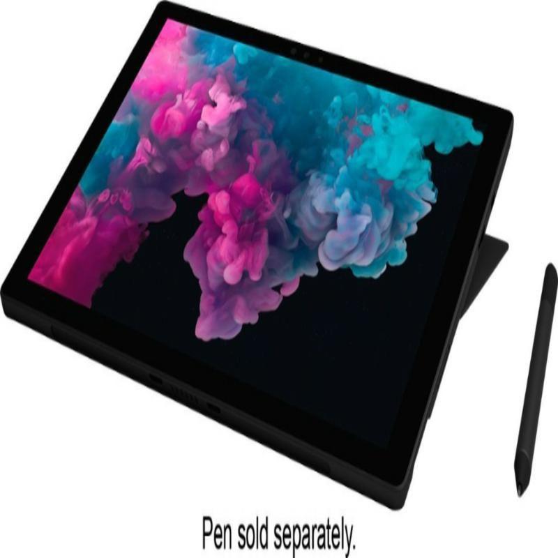 Microsoft Surface Pro 6 Core i7 8GB RAM 256GB SSD Preto