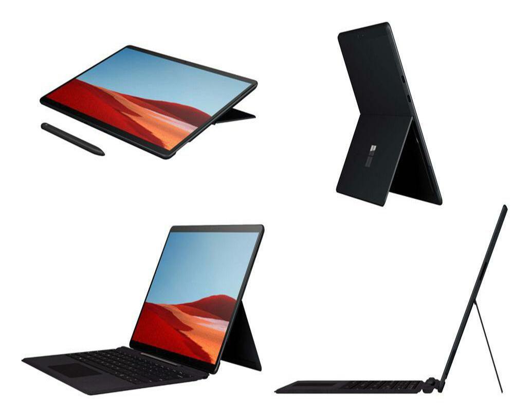 Microsoft Surface Pro 7 Core i3 4gb ram 128gb ssd Preto