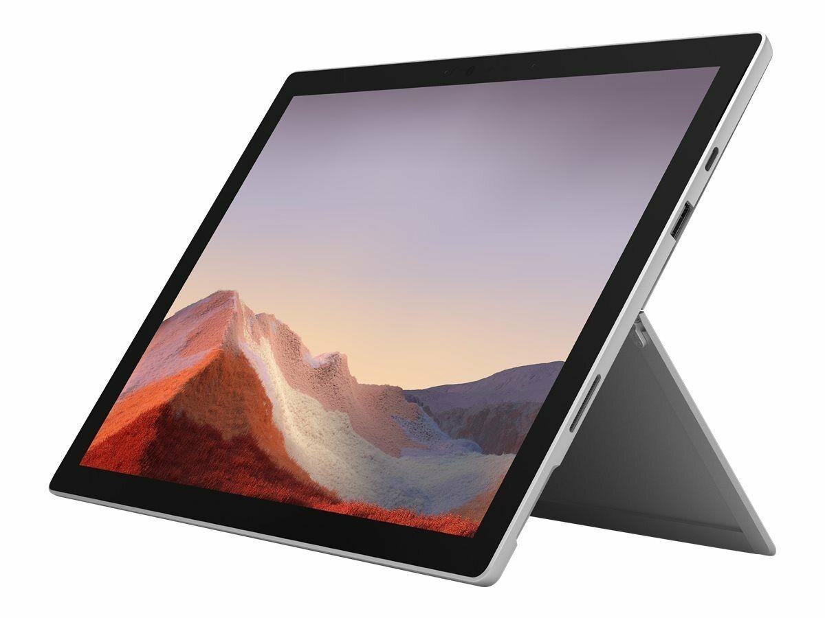 Microsoft Surface Pro 7 Core i5 8GB 256GB - Prata