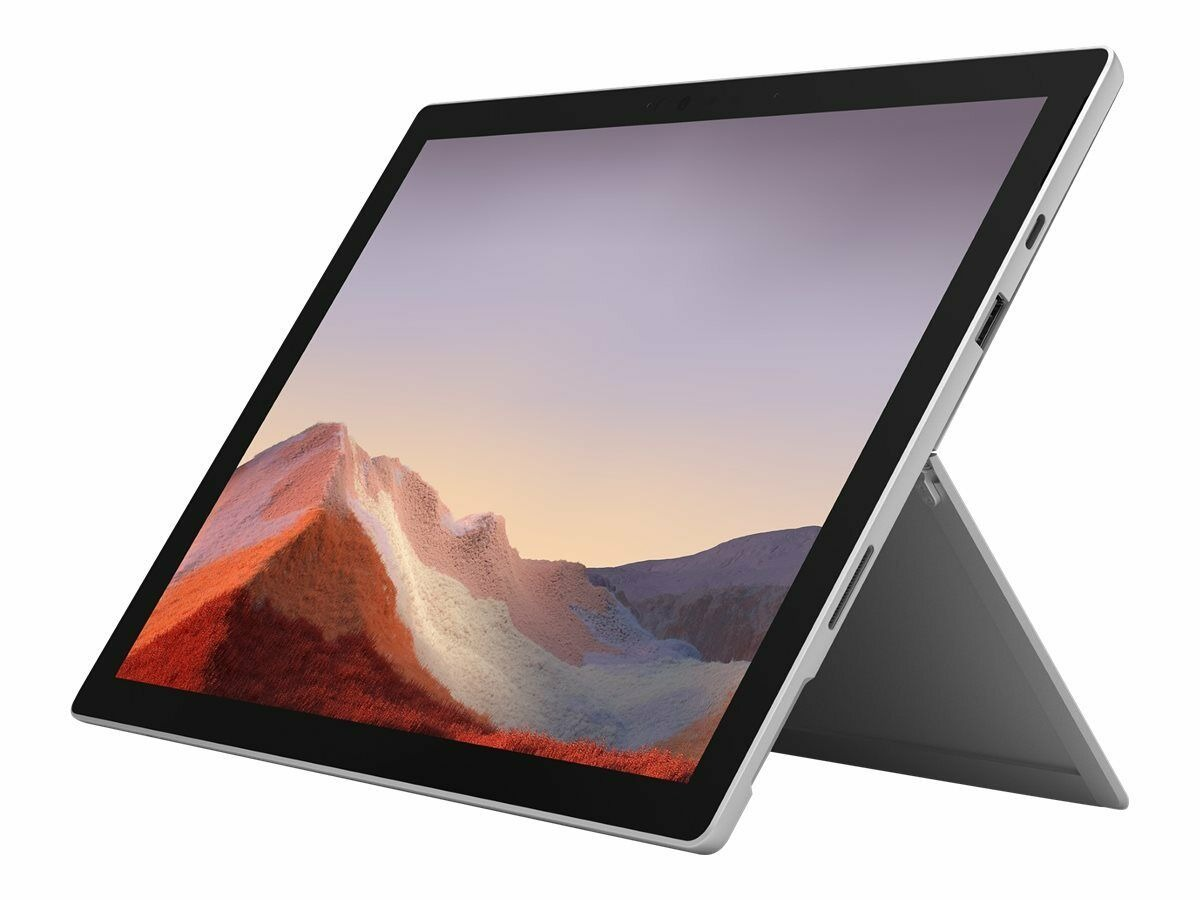 Microsoft Surface Pro 7 Core i7 16GB Ram 512GB SSD - Prata