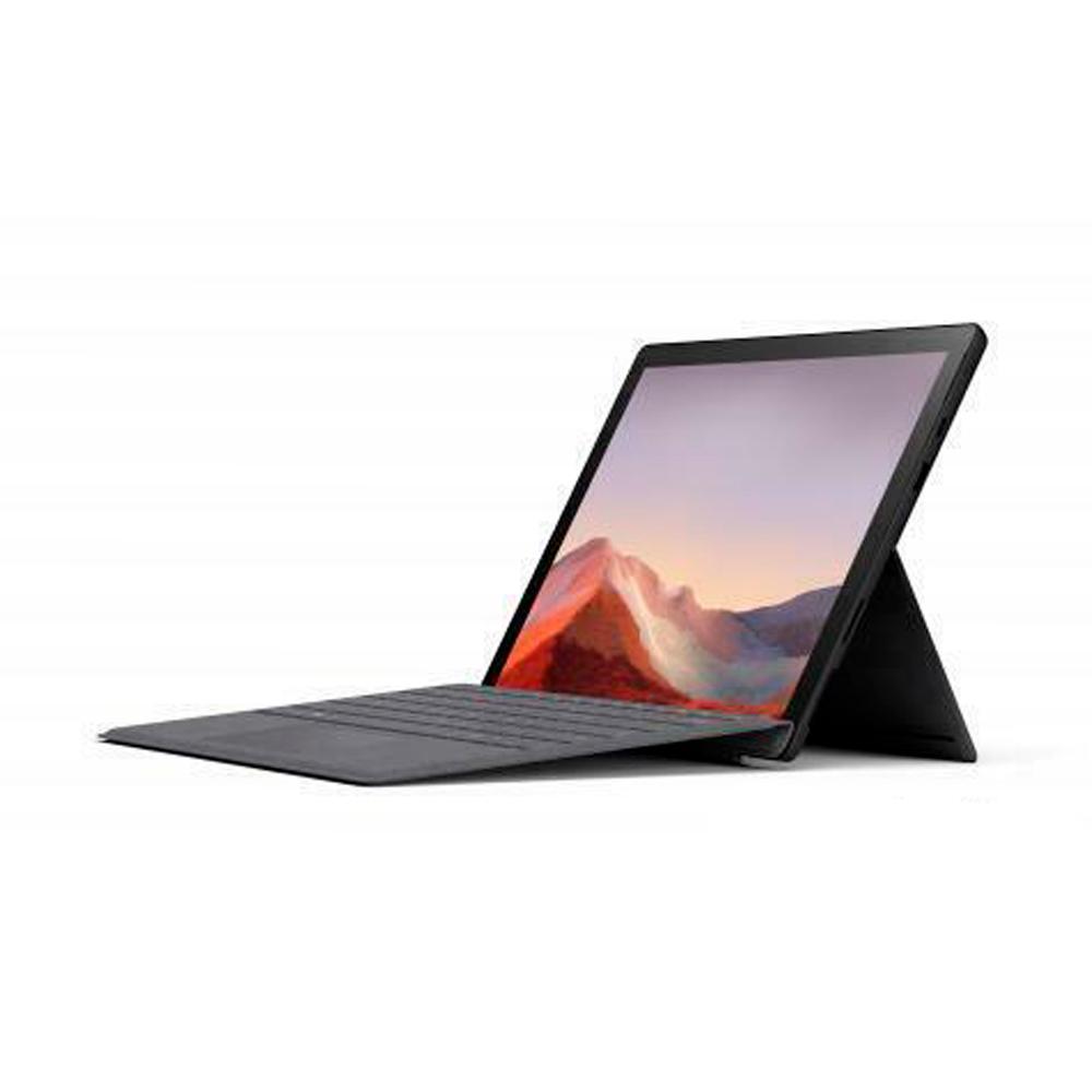 Microsoft Surface pro 7 core i7 256gb 16gb Preto