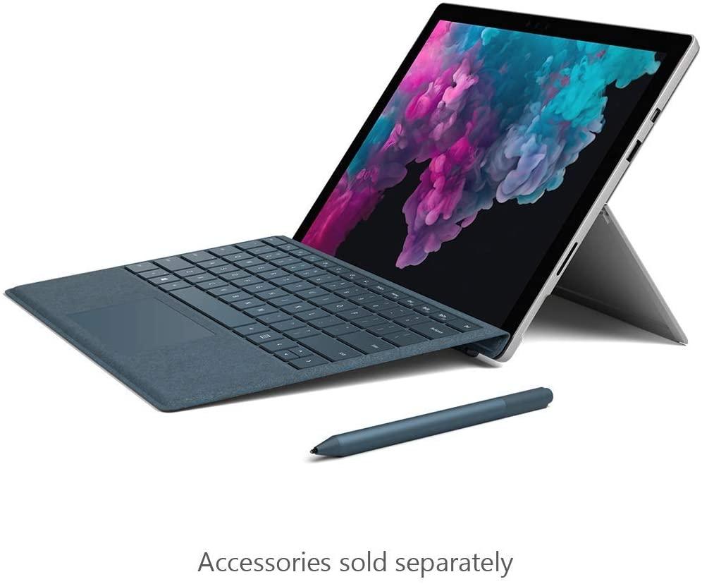 Microsoft surface pro 7 core i7 256gb 16gb Ram Black