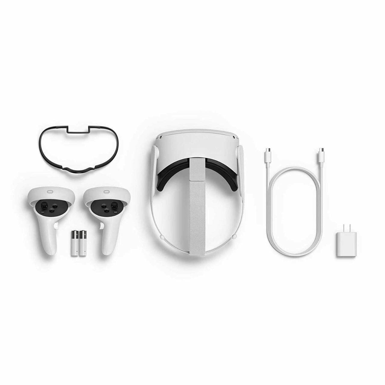 Oculus Quest 2 256Gb - Oculos de realidade virtual