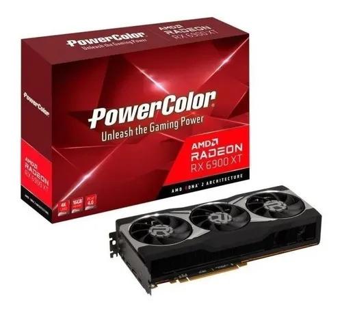 Placa de Video AMD Radeon RX 6900 XT Power Color