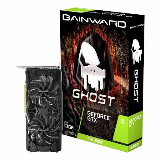 PLACA DE VÍDEO GTX 1660 SUPER GHOST Gainward 6GB