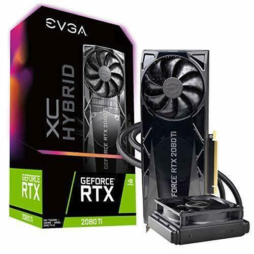 Placa de Vídeo RTX 2080 Ti XC Hybrid Gaming 11GB