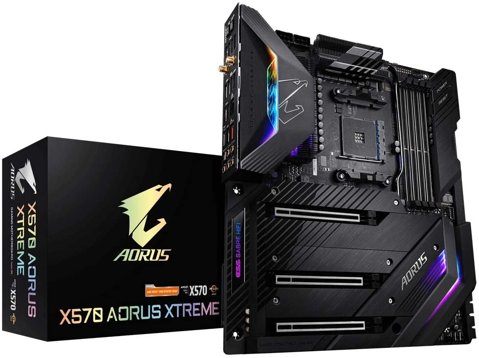 Placa mãe gigabyte aorus X570 Aorus Xtreme