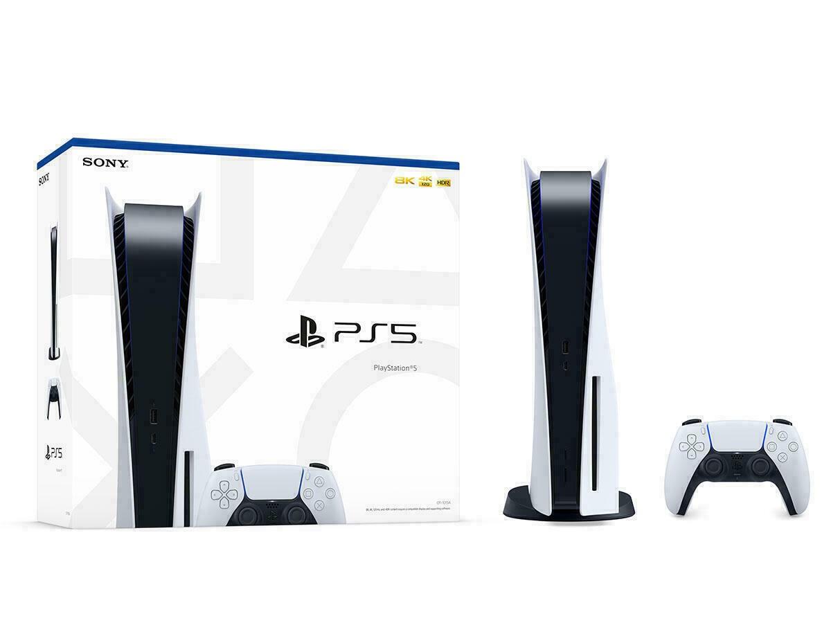 PlayStation 5 Versao Disco 825GB Sony Console