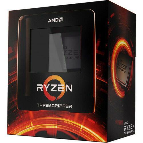 Processador AMD Ryzen Threadripper 3960X 24-Core 3.8 GHz