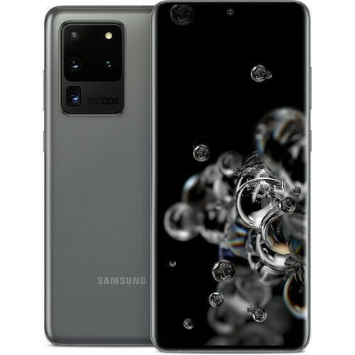 Samsung Galaxy S20 Ultra 128GB Cosmic Grey