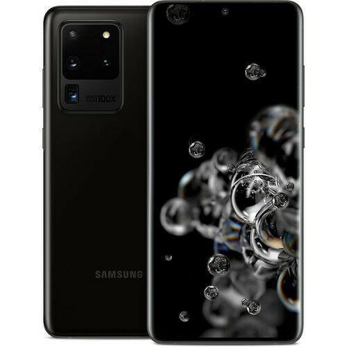Samsung Galaxy S20 Ultra 256GB Cosmic Black