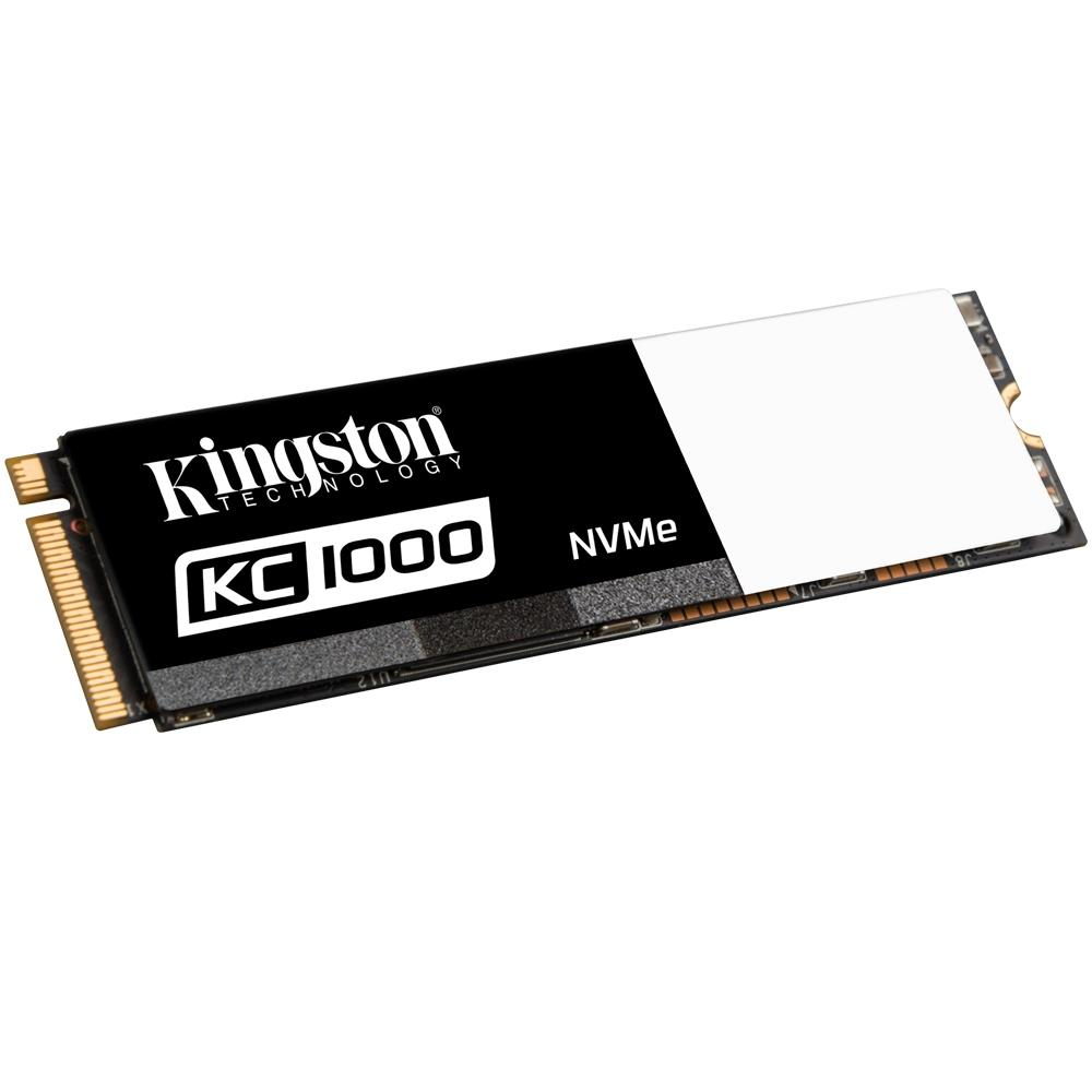 SSD Kingston KC1000, 960GB, M.2 NVMe