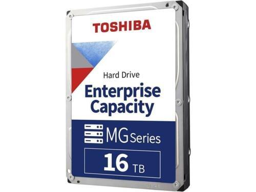 HD Toshiba MG08 16tb 16000GB SATA 6.0Gb/s