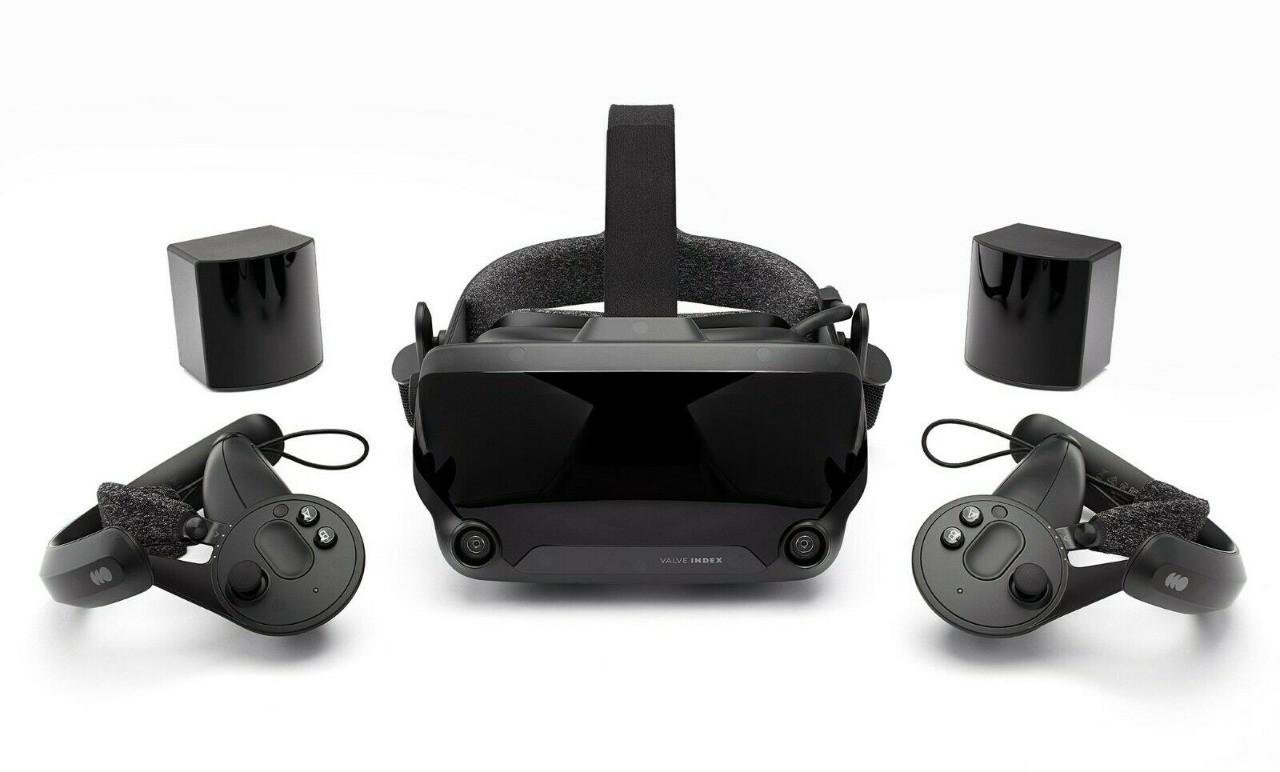 Valve Index Vr 2020 - Oculos de realidade Virtual