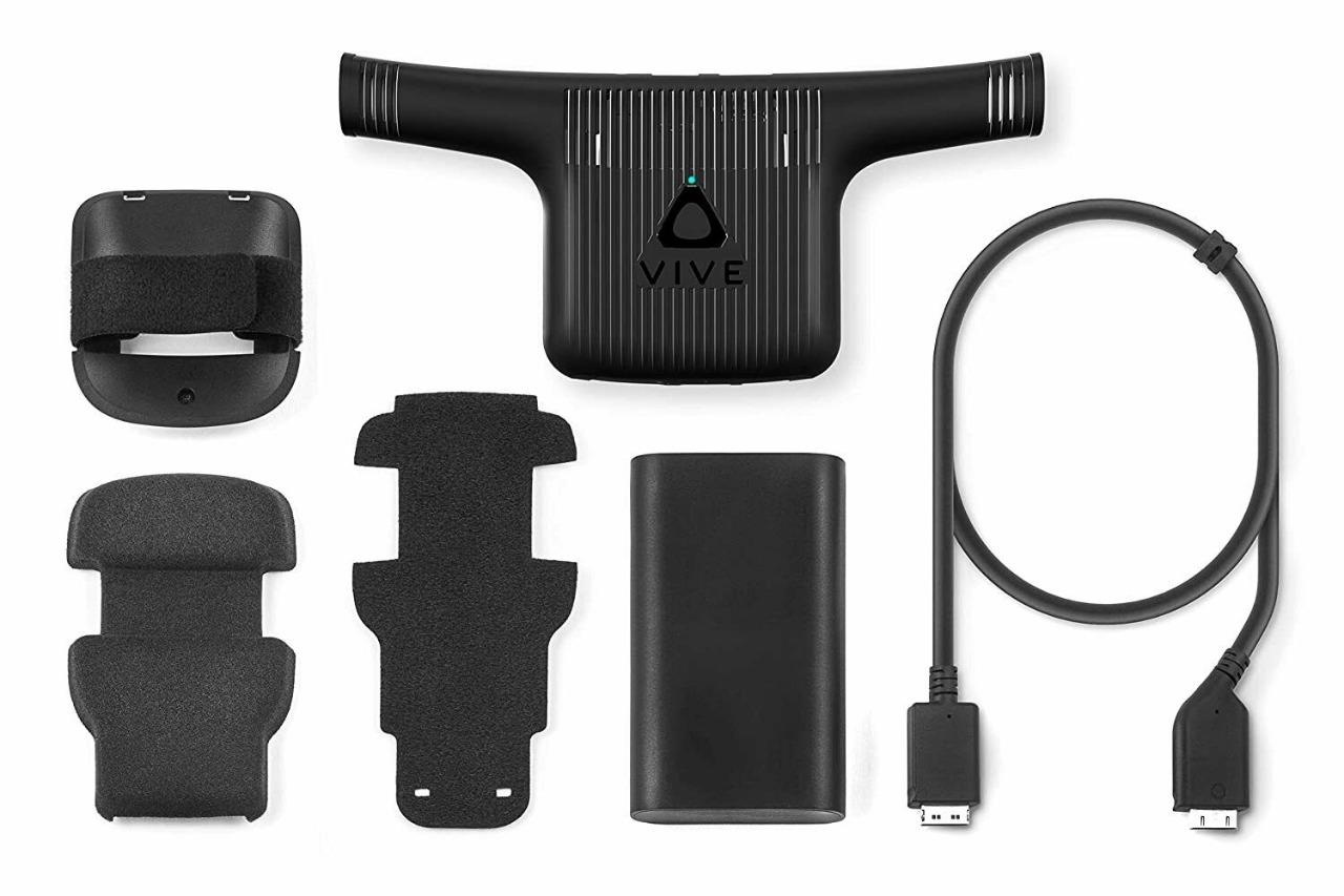 Vive Wireless Adapter full pack