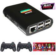 Combo Black Friday - Console retrô Infanto 3 com 96GB e 20 mil jogos antigos em HD