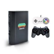 Console Infanto 3 - Video Game Retrô com 20 mil jogos antigos (2 controles com fio)