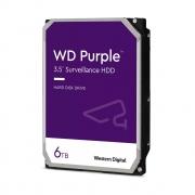 Disco Rígido HD Interno Western Digital WD Purple WD62PURZ 6TB