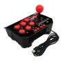 Controle Arcade USB Fightstick 4 em 1