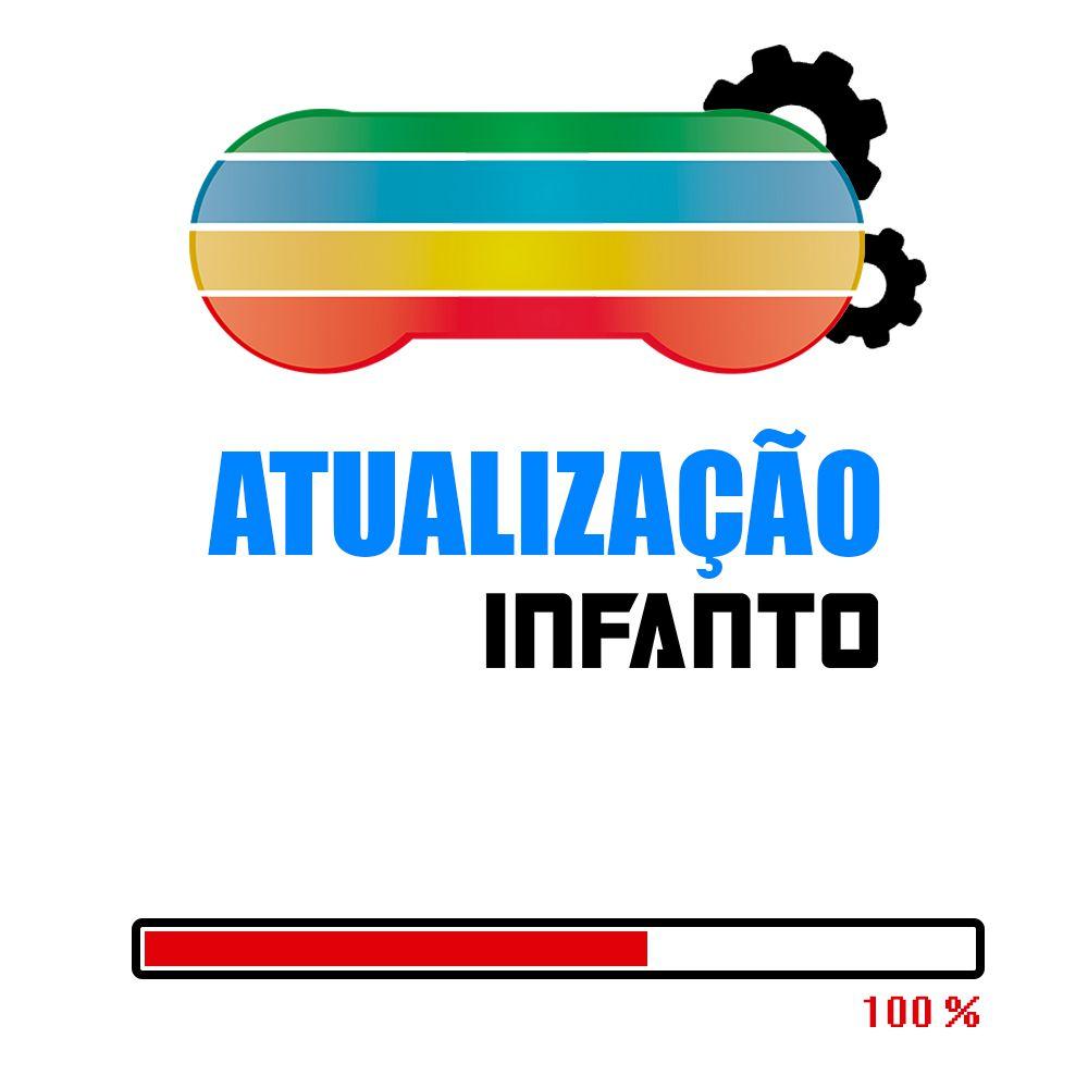 Atualização do console Infanto v3.3.2
