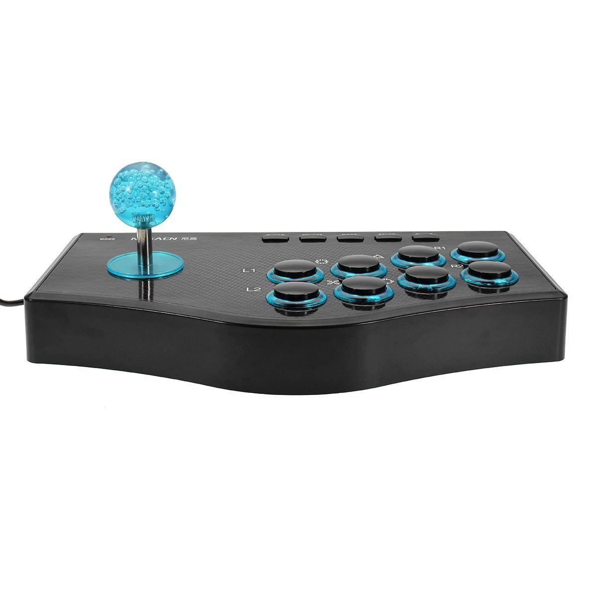 Controle Arcade Fightstick - Joystick USB NJP-308