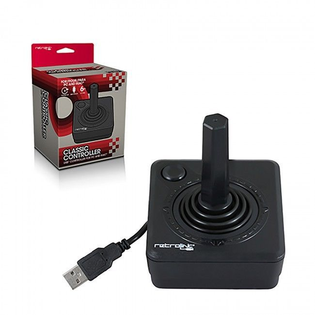 Controle Joystick Atari 2600 USB