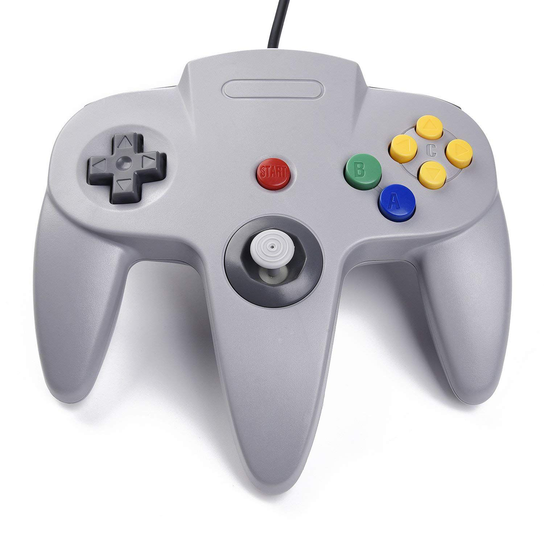 Controle N64 Nintendo 64 USB