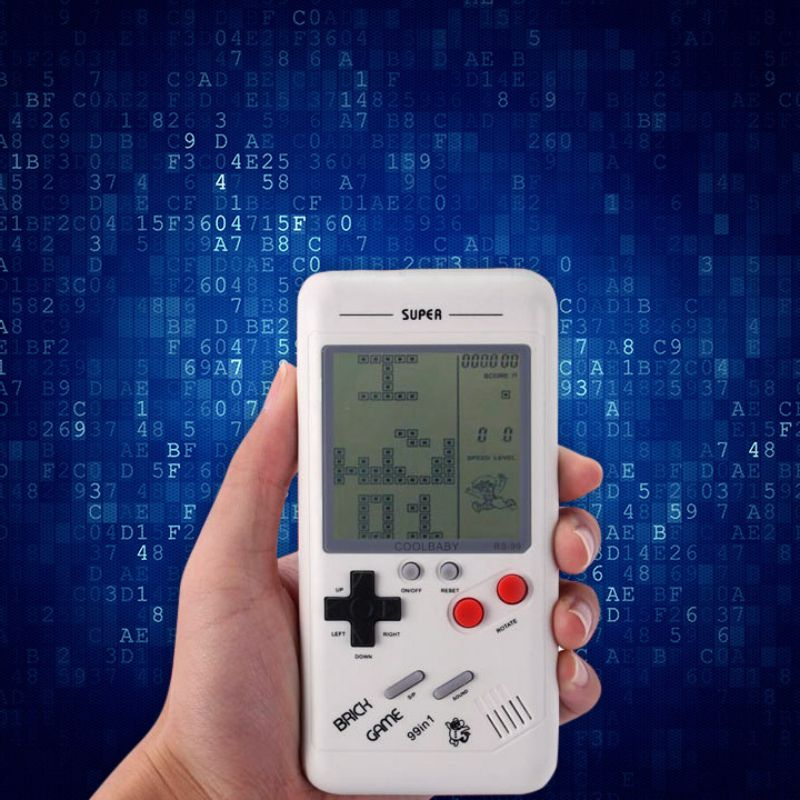 Mini Game Tetris - Novo Modelo