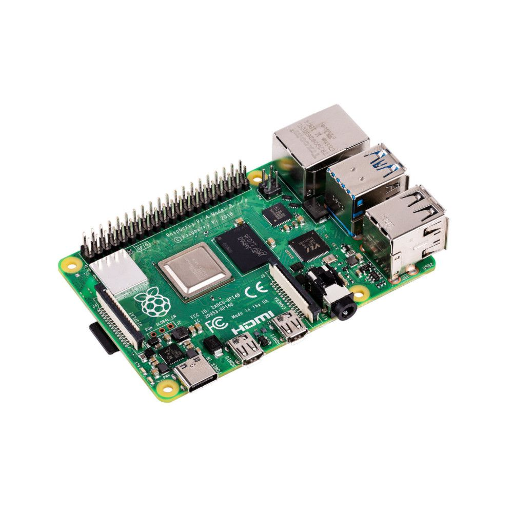 Raspberry Pi 4 Model B - 4gb de Ram DDR4