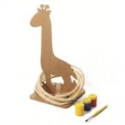 Jogo de Argolas  Mira Girafa - Alegria Sem Bateria