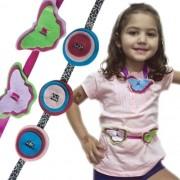 Moda de Menina - Alegria Sem Bateria