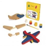 Pequeno Aviador - Alegria Sem Bateria