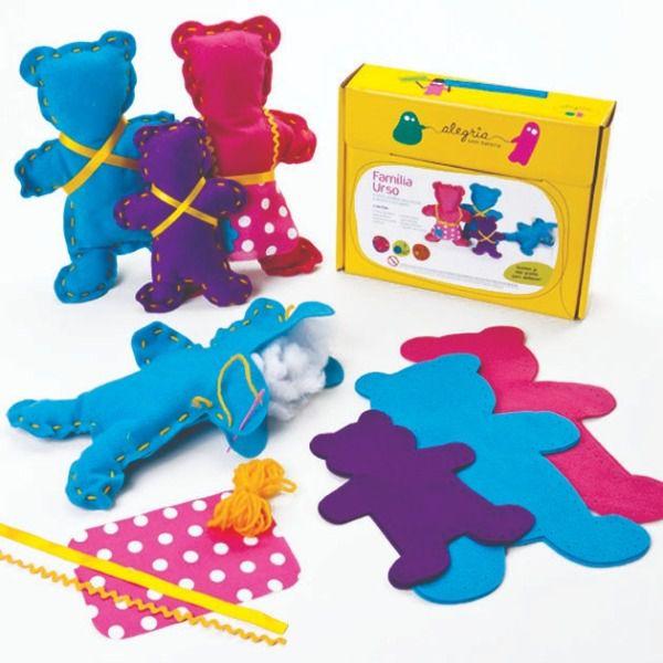 Família Urso - Alegria Sem Bateria  - Alegria Sem Bateria