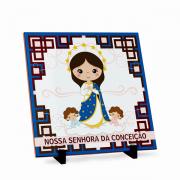 Azulejo Nossa Senhora da Conceição 20x20cm