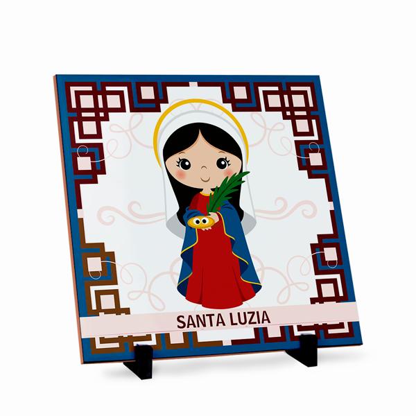 Azulejo Santa Luzia 20x20cm