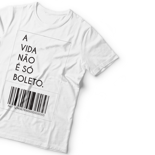 Camiseta Boleto